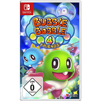Bubble Bobble 4 Friends - [Nintendo Switch]