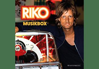 Riko - Musikbox  - (CD)