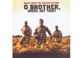 Various - O Brother, Where Art Thou? [CD]