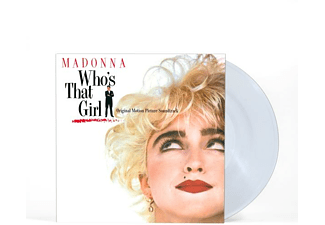 Madonna - Who's That Girl - (Vinyl)