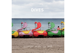 Dives - teenage years are over - (CD)
