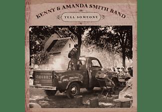 Kenny Smith - TELL SOMEONE  - (CD)