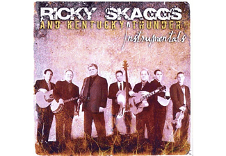 Ricky & Kentucky Skaggs - INSTRUMENTALS  - (CD)