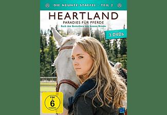 Heartland - Paradies für Pferde - Die neunte Staffel: Teil 2 DVD