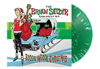 The Brian Setzer Orchest - Boogie Woogie Christmas (Ltd.180 Gr.SplatterLP+M) - (LP + Download)