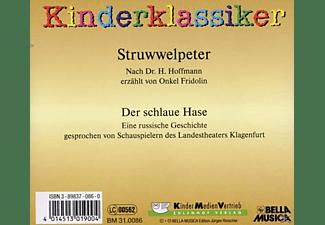VARIOUS - Struwwelpeter  - (CD)