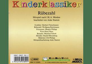 VARIOUS - Rubezahl  - (CD)