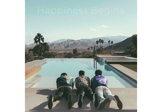 Jonas Brothers - Happiness Begins (Limited Fan Box)  - (CD)