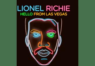 Lionel Richie - Hello From Las Vegas (2LP)  - (Vinyl)