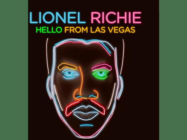 Lionel Richie - Hello From Las Vegas (2LP) [Vinyl]