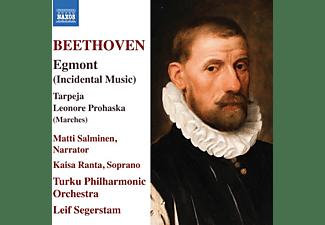 Turku Philharmonic Orchestra, Segerstam, Salminen, Ranta - Egmont  - (CD)