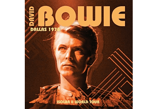 David Bowie - Dallas 1978-Isolar 2 World Tour (Gtf.Black 2-LP  - (Vinyl)