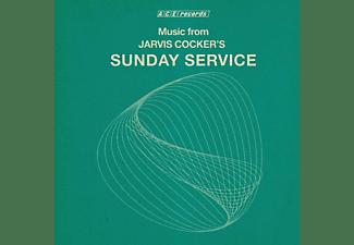 VARIOUS - SUNDAY SERVICE -COLOURED-  - (Vinyl)