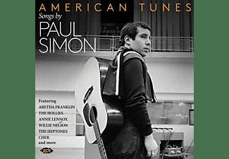 PAUL.=TRIB= Simon - AMERICAN TUNES  - (CD)
