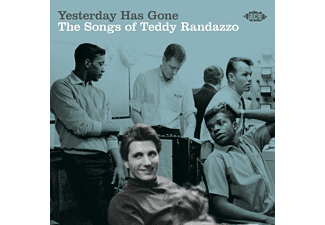 VARIOUS - YESTERDAY HAS GONE  - (CD)