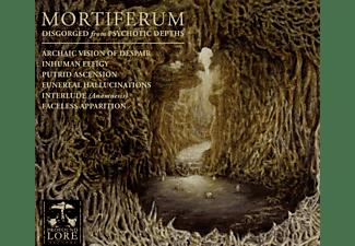 Mortiferum - Disgorged From Psychotic Depths  - (CD)