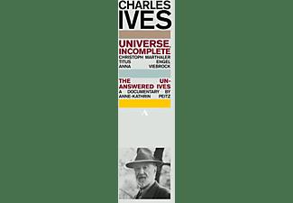 Marthaler/Engel/Vieb - Universe, Incomplete  - (DVD)