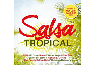 VARIOUS - Salsa Tropical Vol. 2 [CD]