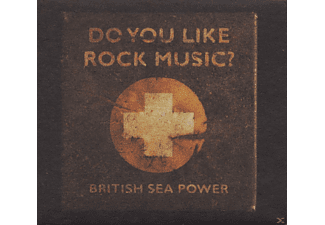 British Sea Power - Do You Like Rock Music?  - (CD)