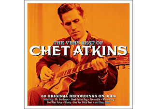 Chet Atkins - VERY BEST OF - (CD)