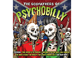 VARIOUS - GODFATHERS OF PSYCHOBILLY  - (CD)