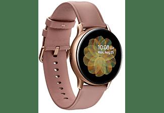 """REACONDICIONADO Smartwatch -  Samsung Galaxy Watch Active 2, 40 mm, 1.2"""", 4GB,  247 mAh, Bluetooth, Oro rosa"""