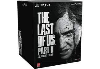 PS4 - The Last of Us Part II: Collector's Edition /Multilinguale