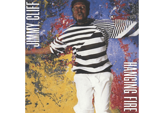 Jimmy Cliff - HANGING FIRE  - (CD)