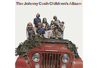 Johnny Cash - JOHNNY CASH CHILDREN'S..  - (CD)