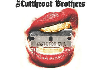 The Cutthroat Brothers - Taste For Evil (LP+MP3)  - (LP + Download)