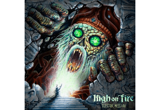 High On Fire - Electric Messiah - (Vinyl)