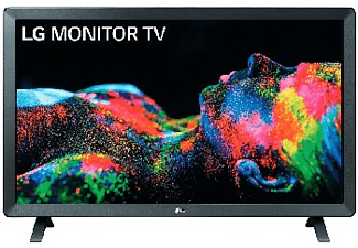 "TV LED 24"" - LG 24TL520S-PZ, HD, Smart TV, WebOS, Modo Juego, TDT2, Negro"