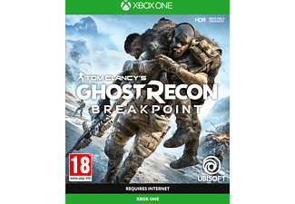UBISOFT Tom Clancy's Ghost Recon Breakpoint Xbox One Oyun