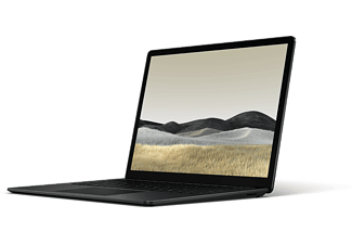 MICROSOFT Surface Laptop 3 A9/8GB/256GB Zwart