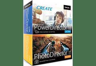 CyberLink PowerDirector 11 Ultra + Photodirector 11 Ultra - [PC]