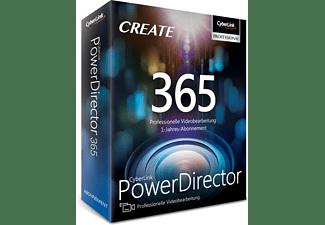 CyberLink PowerDirector 365 - 12 Monate - [PC]