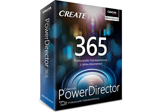 CyberLink PowerDirector 365 - 12 Monate