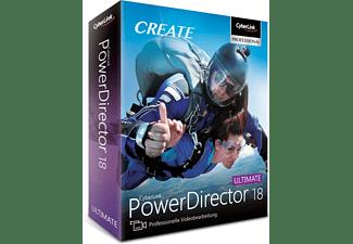 CyberLink PowerDirector 18 Ultimate - [PC]