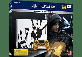 SONY PlayStation 4 Pro 1TB Konsole Death Stranding Limited Edition