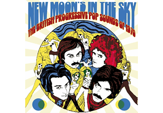 VARIOUS - New Moon's In The Sky  - (CD)