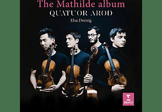 Elsa Dreisig, Alexander von Zemlinsky, Quatuor Arod - The Mathilde Album  - (CD)