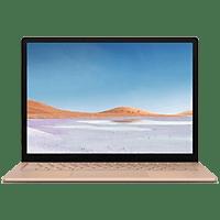MICROSOFT Surface Laptop 3, 13.5 Zoll, i5, 8GB, 256GB, Sandstone (V4C-00067)