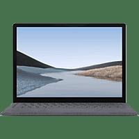 MICROSOFT Surface Laptop 3, 13.5 Zoll, i5, 8GB, 256GB, Platinum (V4C-00004)