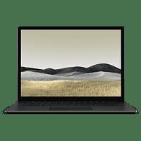 MICROSOFT Surface Laptop 3, 15 Zoll, Ryzen 5, 8GB, 256GB, Matte Black (VGZ-00025)