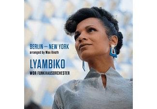 Lyambiko, Wdr Funkhausorchester - Berlin-New York  - (Vinyl)