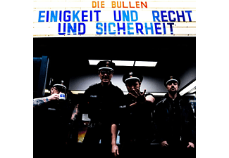 Die Bullen - Einigkeit Und Recht Und Sicherheit  - (CD)