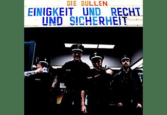 Die Bullen - Einigkeit Und Recht Und Sicherheit (+Download)  - (LP + Download)