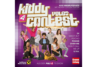 VARIOUS - Kiddy Contest,Vol.25  - (CD)