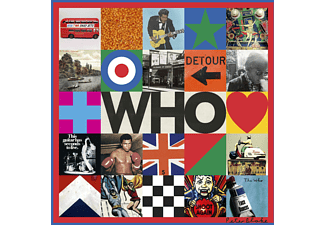 The Who - Who  - (Vinyl)