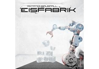 Eisfabrik - Rotationsausfall in der Eisfabrik  - (CD)